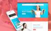 """Nutrie - Conseiller Santé"" thème WordPress adaptatif New Screenshots BIG"