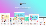 "PrestaShop Theme namens ""imPresta"""