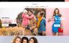 Responsive Magento Thema over Kledingzaak  New Screenshots BIG