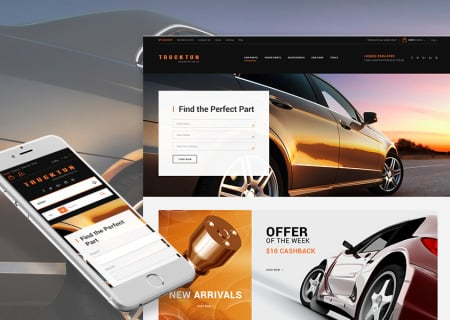 Trucktun - Parts for Cars Prestashop