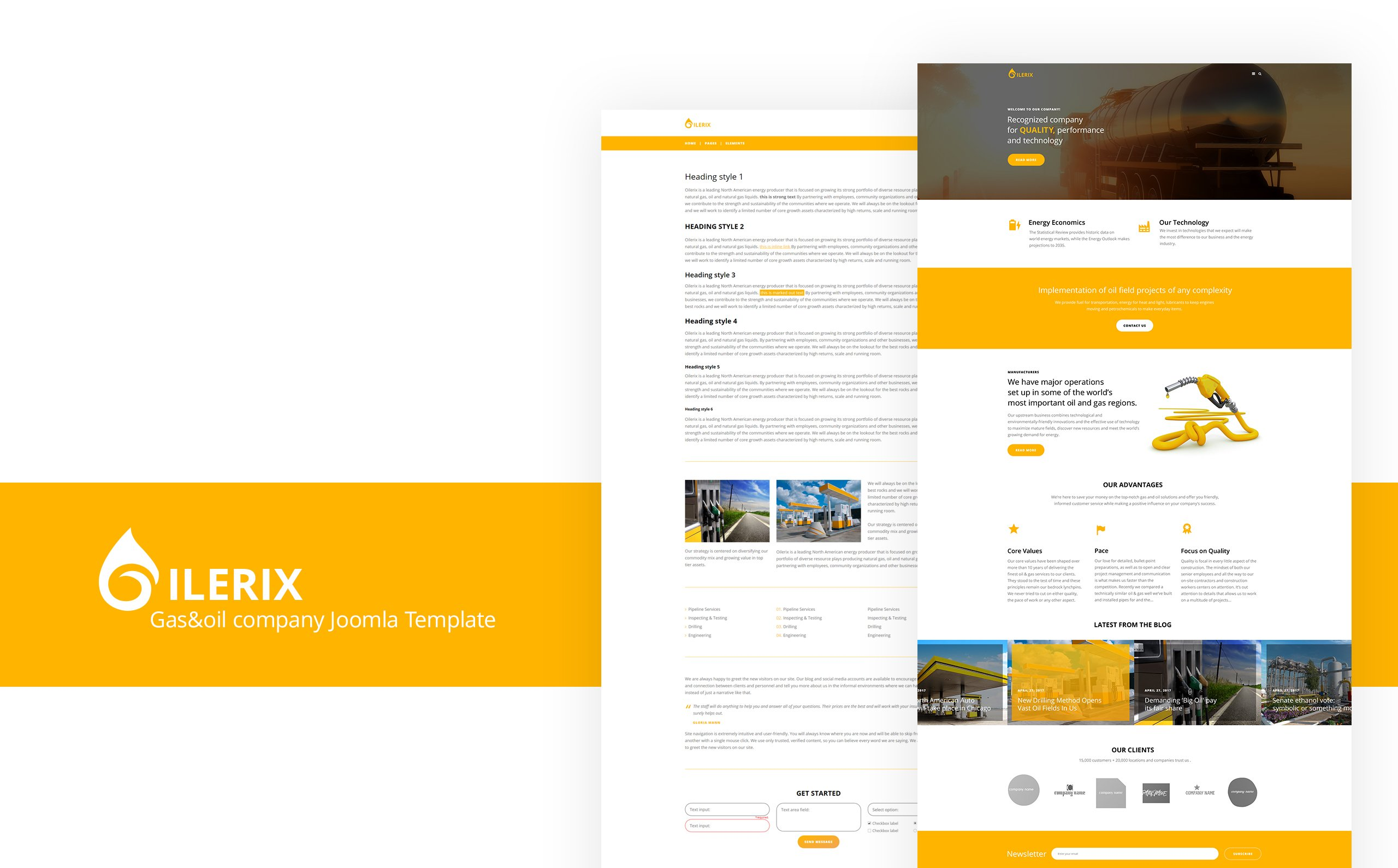industrial joomla template no  63689