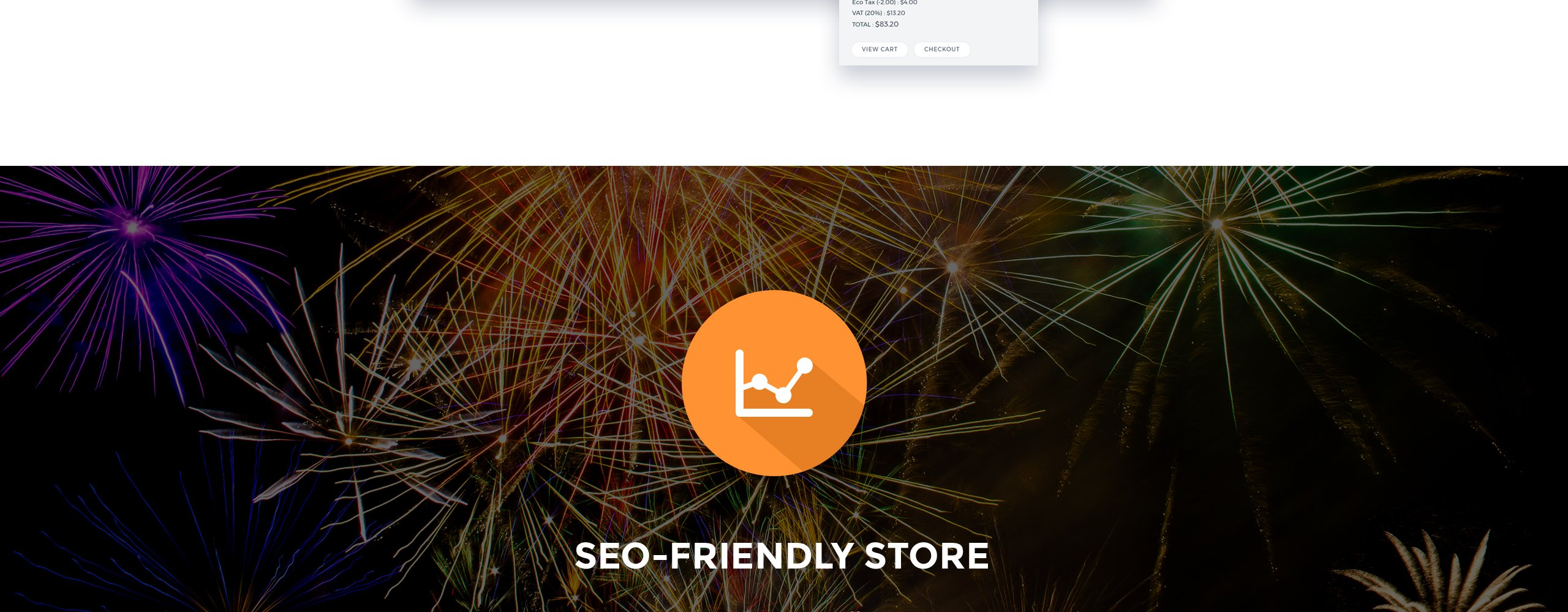 Holidays, Gifts & Flowers Responsive OpenCart Template