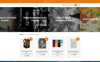 Books Responsive OpenCart Template