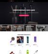 Адаптивный OpenCart шаблон №63695 на тему парикмахерская New Screenshots BIG