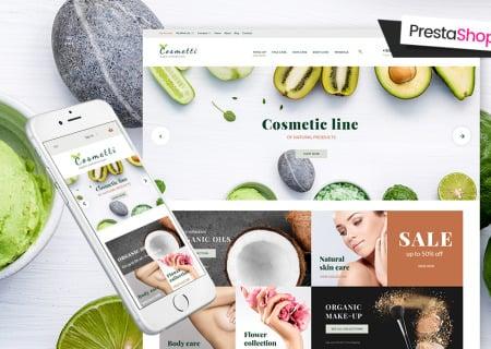 Cosmetti - Cosmetics