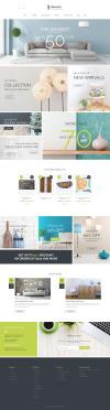 Decorta — PrestaShop тема сайта о декоре
