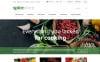 Grocery Store X-Cart Template New Screenshots BIG