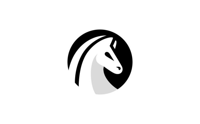 Horse Tagline Logo Template New Screenshots BIG
