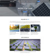 Responsywny szablon Joomla #63690 na temat: energia słoneczna New Screenshots BIG