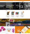 Reszponzív Könyv témakörű  OpenCart sablon New Screenshots BIG