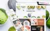 Template PrestaShop Responsive #63628 per Un Sito di Negozio Cosmetici New Screenshots BIG