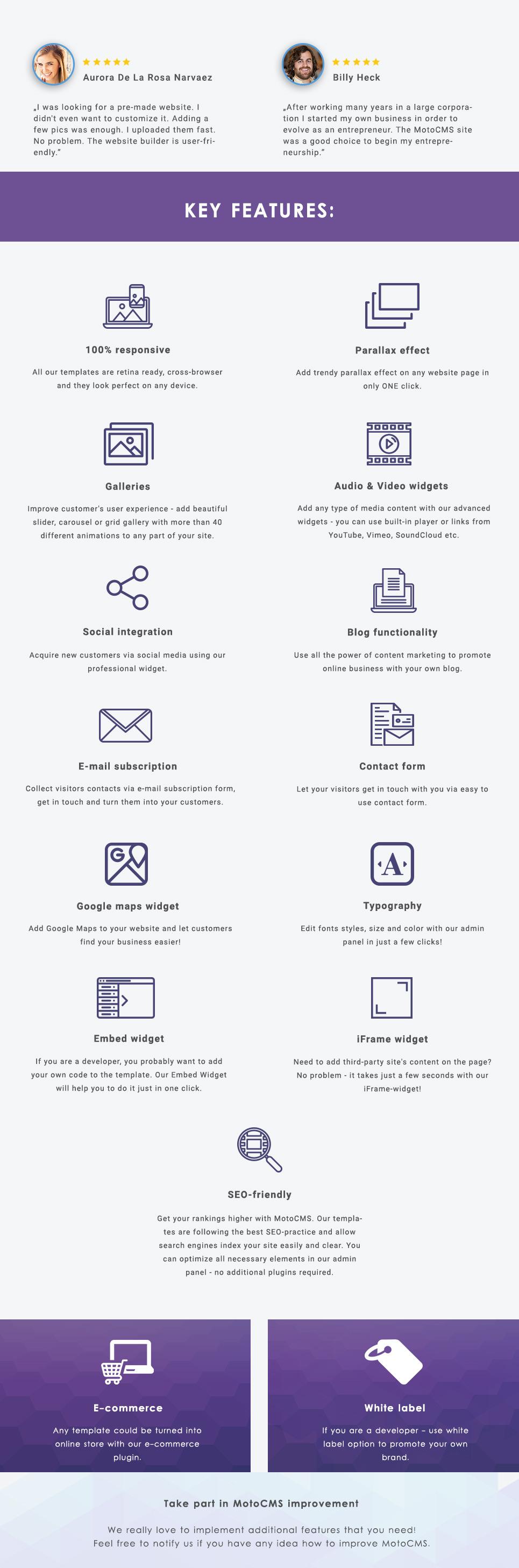 publisher website template for book publishers motocms