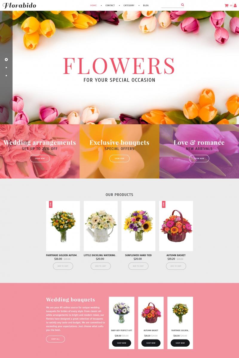 Bouquets & Floral Arrangement №63751 - скриншот
