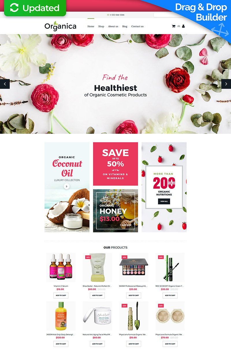 Ecommerce Templates | Template Monster