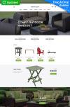 Furniture Responsive MotoCMS Ecommerce Template