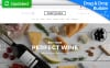 Responsywny ecommerce szablon MotoCMS #63748 na temat: wino New Screenshots BIG