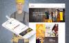 Responzivní MotoCMS Ecommerce šablona na téma Nástroje a vybavení New Screenshots BIG