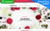 Reszponzív Szépségboltok témakörű  MotoCMS Ecommerce sablon New Screenshots BIG