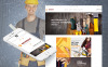 Tema MotoCMS E-commerce Responsive #63723 per Un Sito di Utensili e Attrezzature New Screenshots BIG