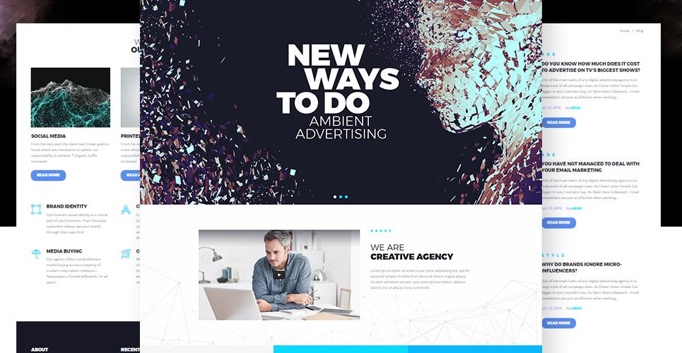 Swanxy WordPress Theme