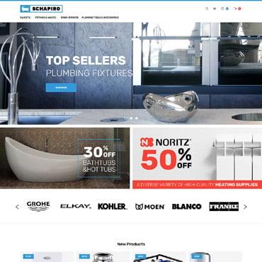 Купить  пофессиональные Magento темы. Купить шаблон #63844 и создать сайт.