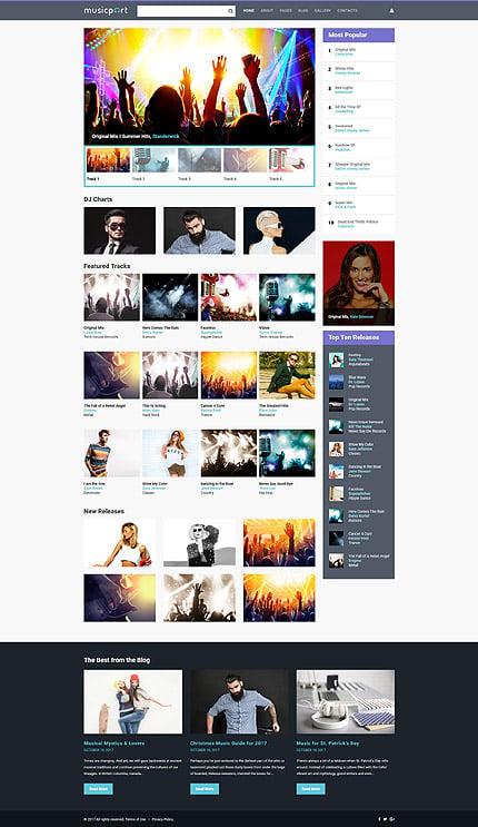 Joomla Main Page preview b704b005937