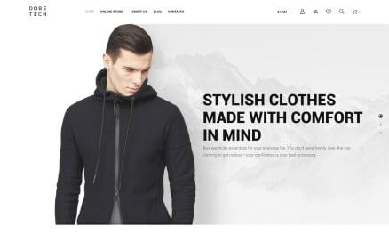 Fashion VirtueMart Template