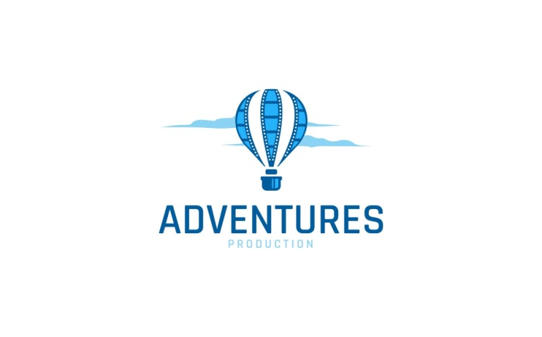 Adventure Media Production Logo Template New Screenshots BIG
