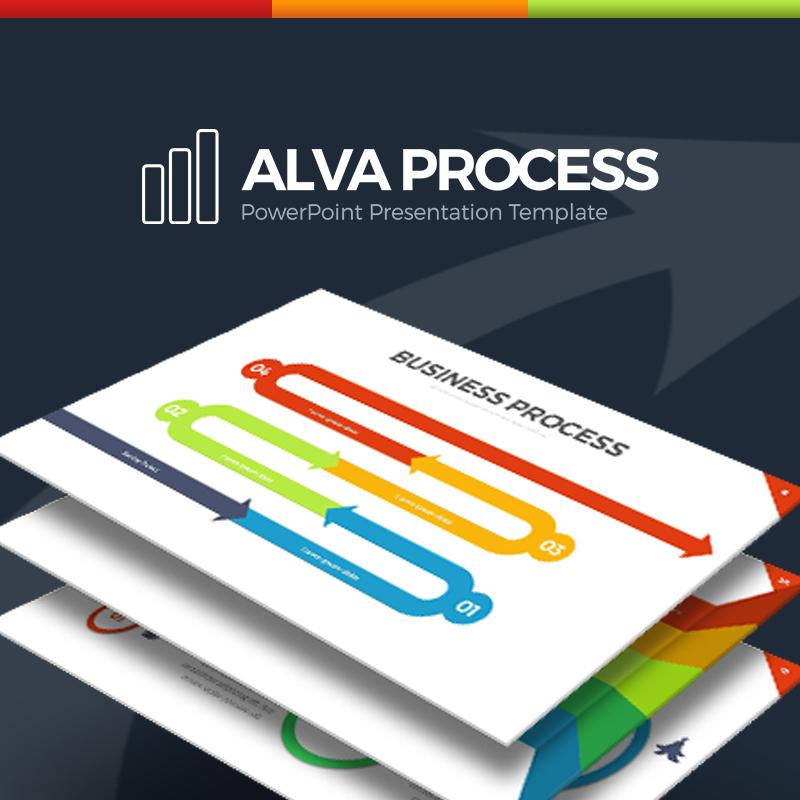 Alva process powerpoint template 63823 alva process powerpoint template accmission Choice Image