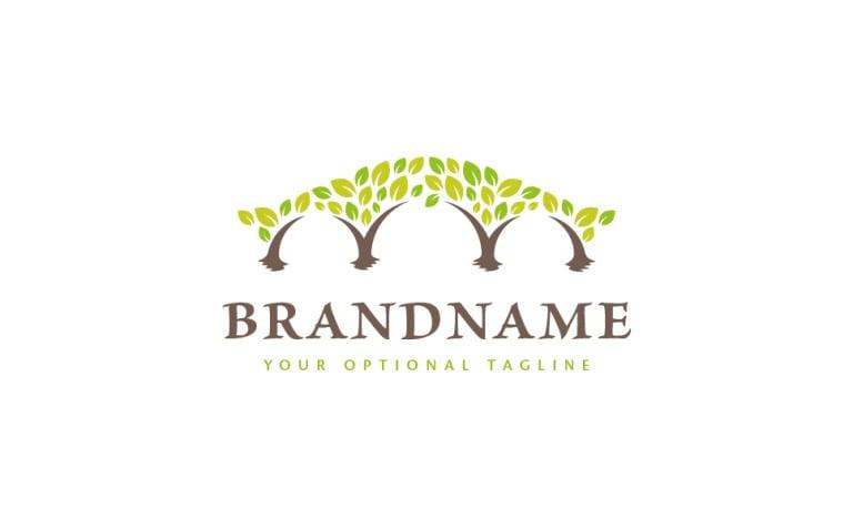 Bridge of Trees Logo Template New Screenshots BIG