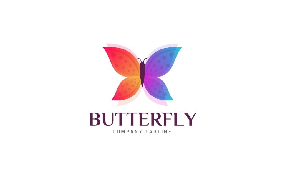Butterfly Logo Template 63894