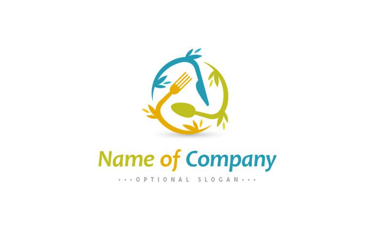 Global Food Logo Template New Screenshots BIG