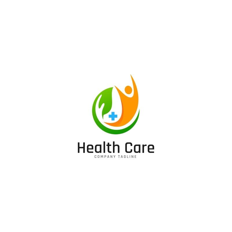 healthcare logo template 63899