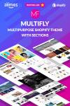 Multifly - Többfunkciós Shopify téma