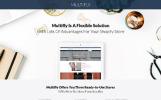 Multifly - Víceúčelová Shopify šablona
