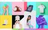 Reszponzív Design portfóliók  WordPress sablon New Screenshots BIG