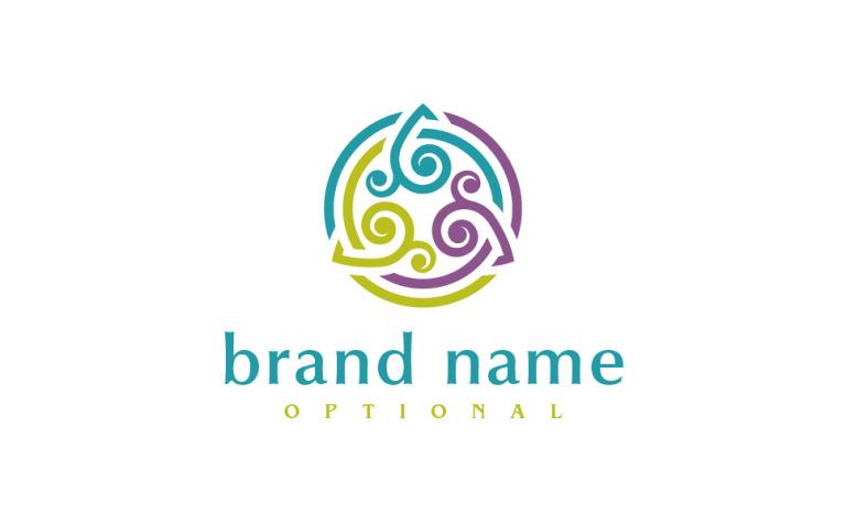 Transformation Circle Logo Template New Screenshots BIG