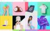 """VicHax - Designer Portfolio"" - адаптивний WordPress шаблон New Screenshots BIG"