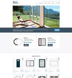 Интерьер и мебель. Шаблон сайта 63915