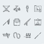 Icon Sets #63924 | TemplateDigitale.com