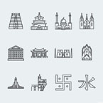 Icon Sets #63929 | TemplateDigitale.com