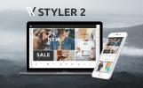 Styler 2 PrestaShop Teması
