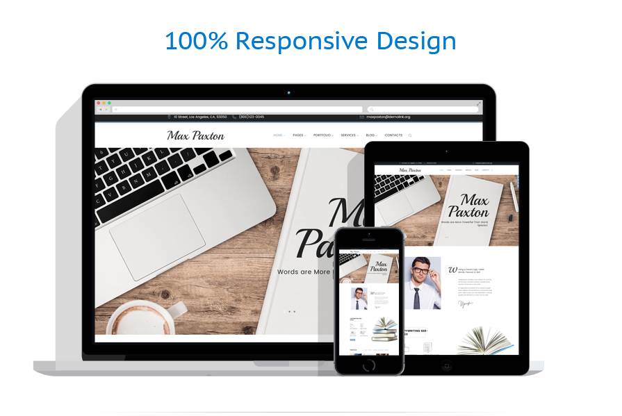 Thèmes WordPress Personal pages #63996