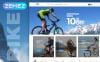 AllyBike - Адаптивний Magento шаблон велосипедного магазину New Screenshots BIG