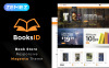 """BooksID - Book Store"" - Magento шаблон New Screenshots BIG"