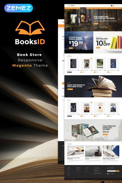 Books Magento Sablon