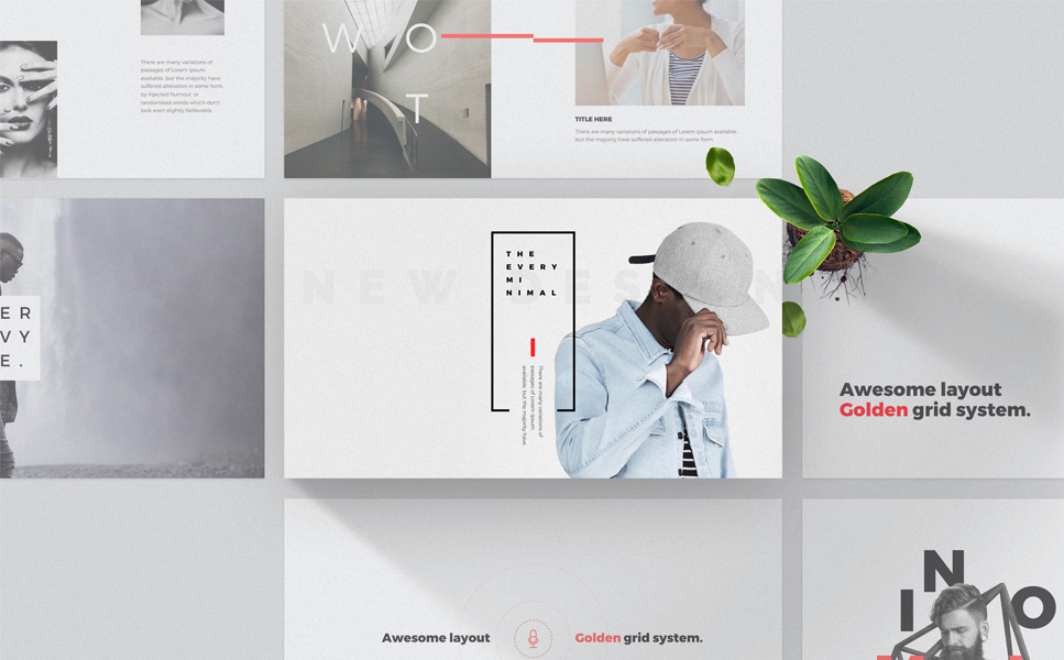 Every minimal powerpoint template 63918 every minimal powerpoint template new screenshots big toneelgroepblik Gallery