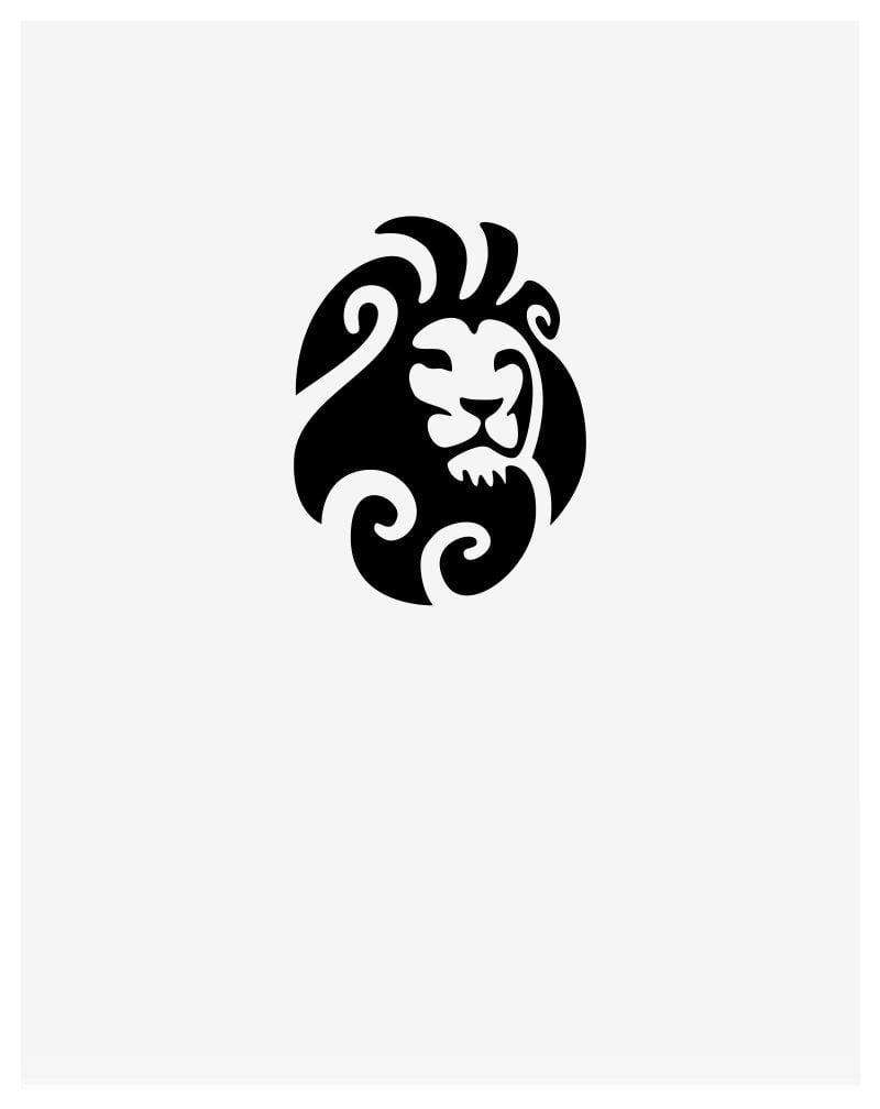 Lion Logo Template 63981
