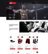 Reszponzív Sport üzlet  OpenCart sablon New Screenshots BIG