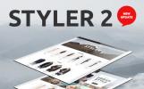 Styler 2 - szablon PrestaShop dla e-sklepu odzieżowego